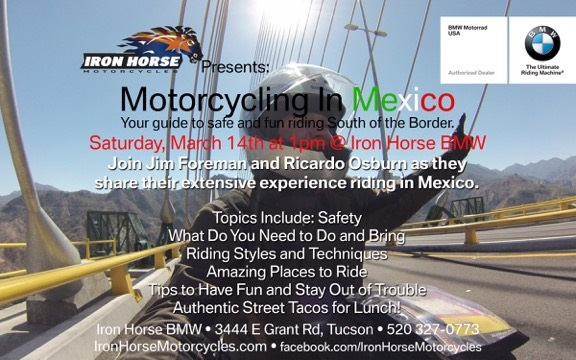 Mexican Motorycle Insurance